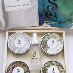 Bathing Tea Kit