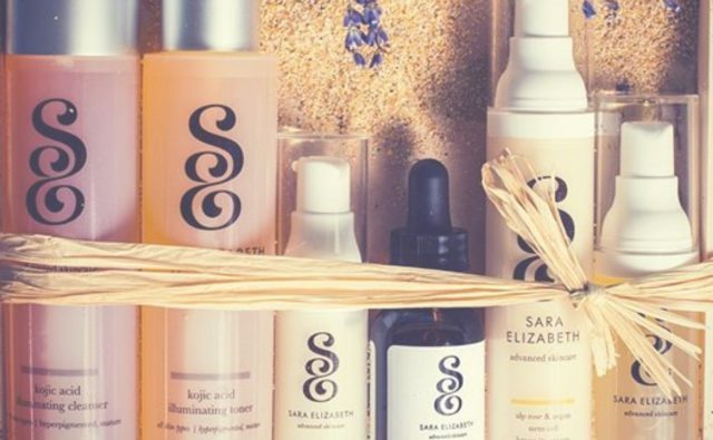 Sara Elizabeth Botanical Skincare Ultimate Gift Box
